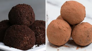 Tremendous Truffles You'll Want To Eat In One Bite
