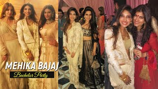 Rana Daggubati fiance Miheeka Bajaj bachelor party celebra..