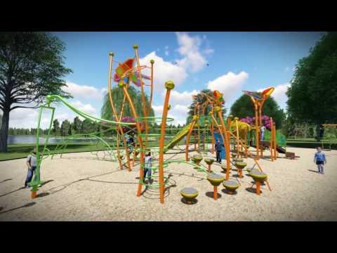 Riverview Park   Melbourne, FL   Video