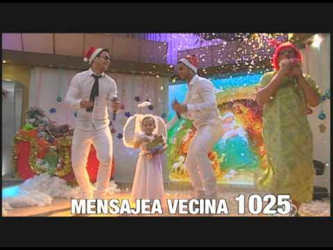 La Vecina con Manu y Tito - Duos Navideños En Contacto 2011