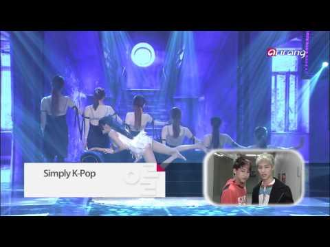 Simply K-Pop Ep103 GOT 7, Chen & Zhang Li Yin, Sunmi, C-Clown