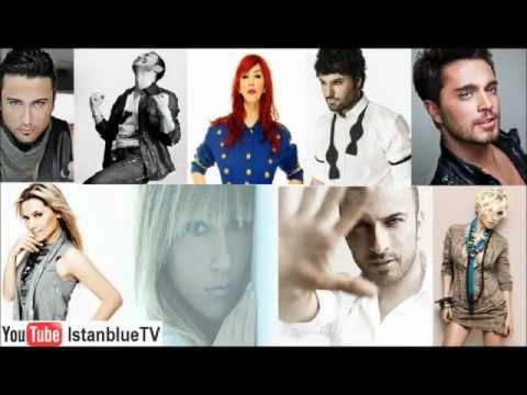 Türkçe Pop Müzik Mix | Turkish Pop Music