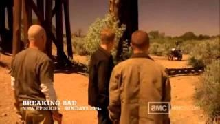 Breaking Bad- Todd kills kid