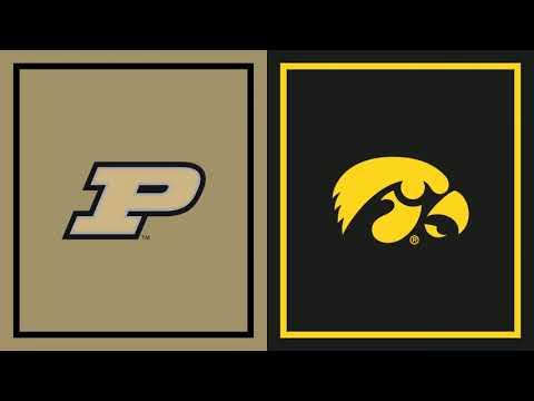 First Half Highlights: Iowa at Purdue | Oct. 24, 2020 | Big Ten Football