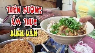 Thiên đường ẩm thực bình dân ở phố cổ Hà Nội