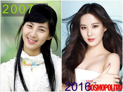 The Evolution Of Seohyun 서주현 (2007-2015)