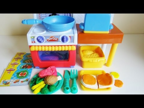 play doh chef