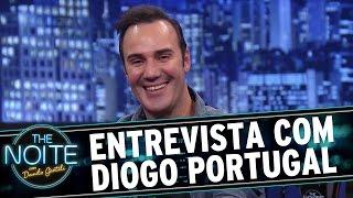 Dialethos Eventos - The Noite - Entrevista com Diogo Portugal