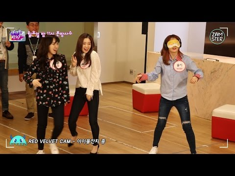 [미공개_직캠] 리얼 슬기 입덕영상! 러시안룰렛 막귀막눈! [아이돌잔치] 5회 20161226