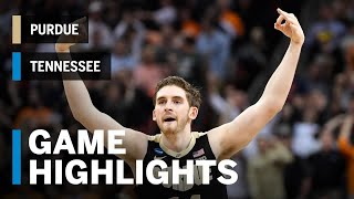 Highlights & Analysis: Purdue Heads to Elite 8 | 2019 NCAA Tournament