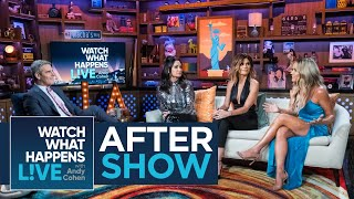 After Show: Are Kyle Richards And Lisa Vanderpump Talking?   RHOBH   WWHL