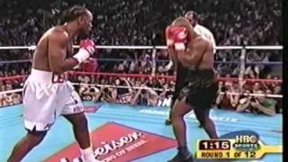 Mike Tyson VS Lennox Lewis 1 of 3