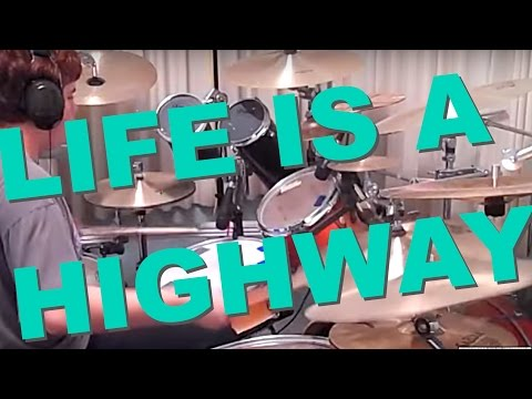 Baixar Rascal Flatts-Life is a Highway (Drum Cover)