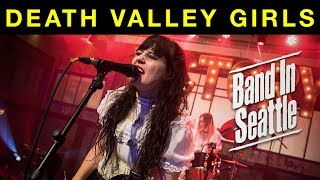 Death Valley Girls - Full Episode - Band in Seattle