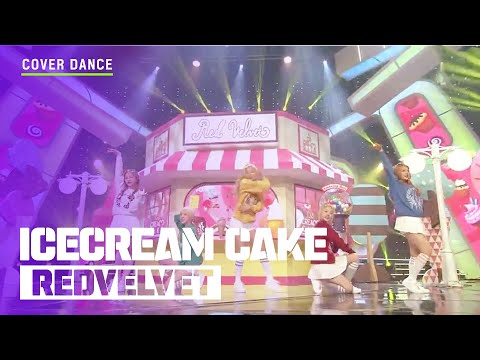 ALL THE K-POP Cover Dance ::: Red Velvet - Ice Cream Cake