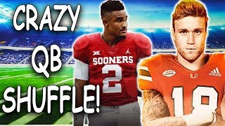 Jalen Hurts to Oklahoma! Pros & Cons! Tate Martell to Miami! ( Will Play Year 1?)