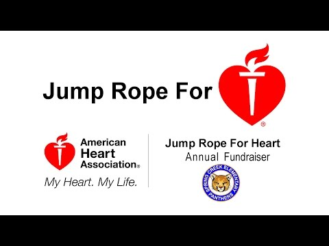 2015 jump rope for heart with ducks condensed musica movil