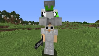 Minecraft, But I Have to Carry My Friend...