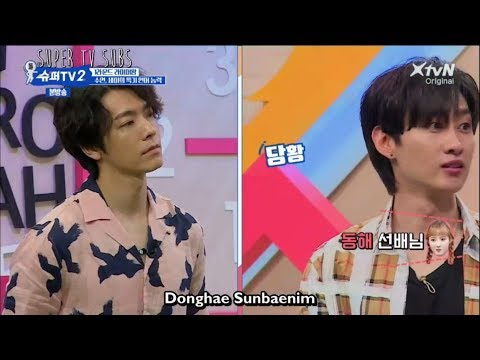 [Super Tv 2| Ep5|Eng Sub] Donghae | The Only Foreigner in Suju