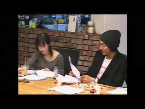 Lee Min Ho - Goo Hye Sun casting BOF 2009