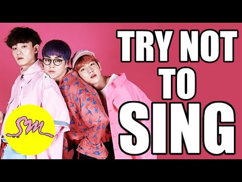 TRY NOT TO SING : SM EDITION