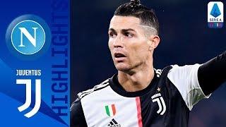 26/01/2020 - Campionato di Serie A - Napoli-Juventus 2-1, gli highlights