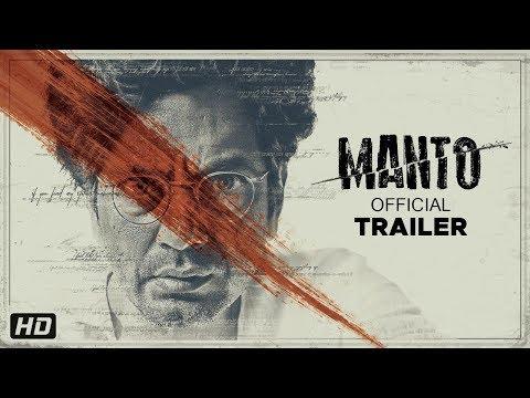 Manto - Official Trailer - Nawazuddin Siddiqui - Nandita Das