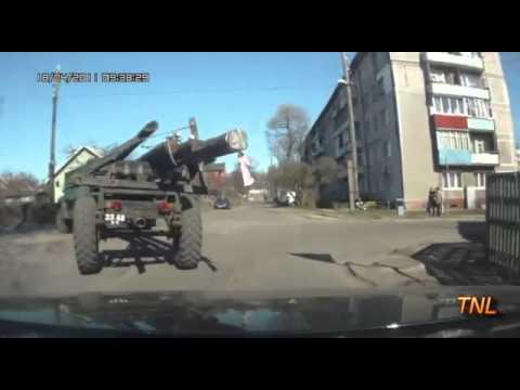 Cele mai CIUDATE accidente din Rusia