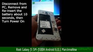 J500H 5 1 1 RESET MSL ERORR    - / Güzel Teknoloji كوزال