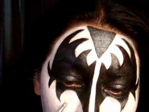 gene simmons makeup - photo #20