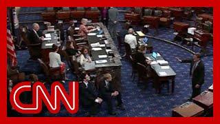 Senate GOP pushes back against Trump's stimulus plan priorities