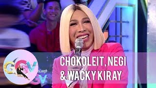 GGV: Chokoleit, Negi, and Wacky Kiray talk about plastic surgery