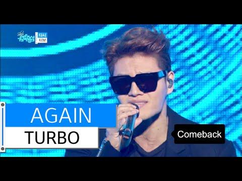 [HOT] TURBO - AGAIN, 터보 - 다시, Show Music core 20160116