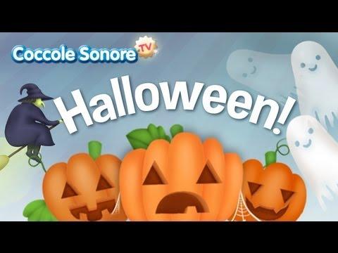 La danza delle streghe - Halloween - Filastrocche per bambini di Coccole Sonore
