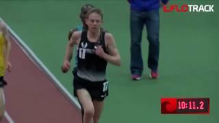 Galen Rupp runs 13:01.26, breaks the 5k indoor American record