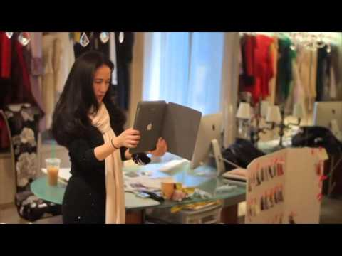 """Crescendo"" Couture Fashion Show (behind the scenes)"