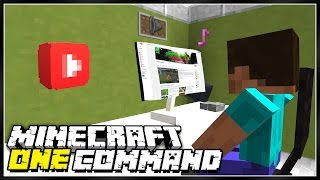 BECOME A YOUTUBER IN MINECRAFT!