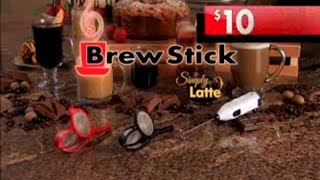 Brew Stick Commercial Brew Stick As Seen On TV Coffee Stick | As Seen On TV Blog