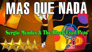 🌟 Just Dance 4: Mas Que Nada - Sergio Mendes Ft The  Black Eyes Peas | Best Dance Music 🌟