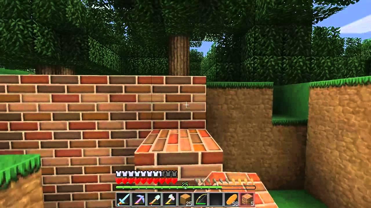 ferme automatique a champignon sur minecraft 1 3 fr hd ep 21 youtube. Black Bedroom Furniture Sets. Home Design Ideas