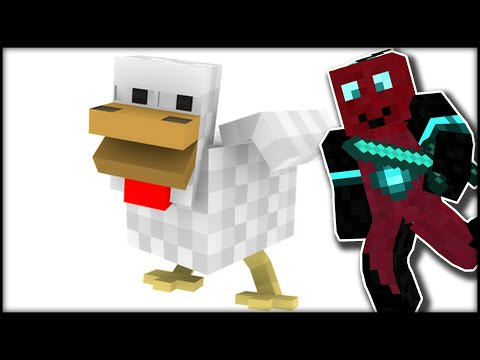 MINECRAFT - SUPER SMASH MOBS - CHICKEN REDEMPTION! - Blitzwinger  - QGL05B-rnM8 -