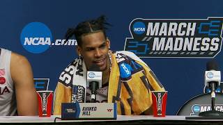 Press Conference: Liberty vs. Virginia Tech Second Round Postgame