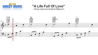 """A Life Full of Love"" theme music from the Movie ""3"""
