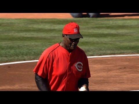 George Foster Baseball