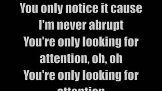 The Weeknd - Attention [HD Song Lyrics]