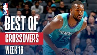NBA's Best Crossovers | Week 16