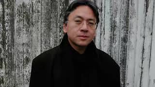 """Kazuo Ishiguro interview + reading from """"Never Let Me Go"""" (2005)"""