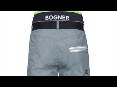 Bogner Porter Mens Ski Pant in Grey