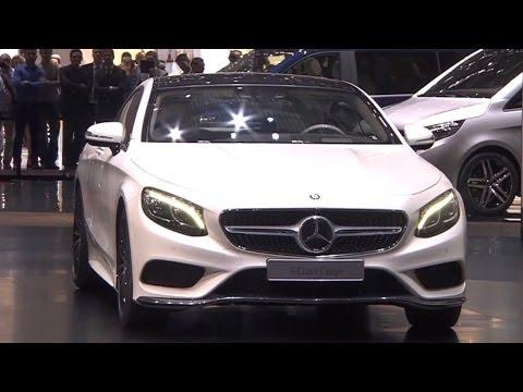 Das neue S-Klasse Coupé | Genfer Auto-Salon 2014