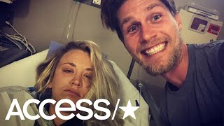 Kaley Cuoco Undergoes Shoulder Surgery Just Days After Her Wedding | Access